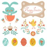 Easter collection Royalty Free Stock Photos