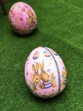Easter collection. Royalty Free Stock Image