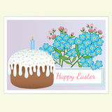 Easter collection-01 Royalty Free Stock Photo