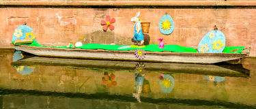 Easter in Colmar Royalty Free Stock Images