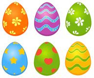 Easter colored egg. Stock Photo