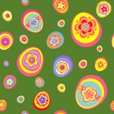 Easter colorful wallpaper Stock Photography