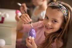 Easter is coming soon royalty free stock images
