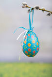 Easter compositin Stock Image