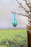 Easter compositin Royalty Free Stock Image