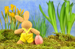Easter composition Royalty Free Stock Photo