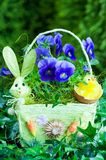 Easter compositions Stock Photography