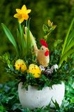Easter compositions Royalty Free Stock Photo
