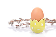 Easter compositions Royalty Free Stock Images
