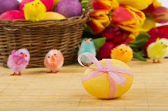 Easter concept Stock Image