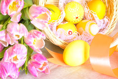 Easter concept Royalty Free Stock Images