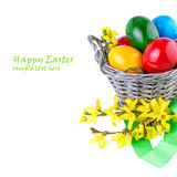 Easter Concept Royalty Free Stock Photos