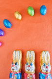 Easter 2014 Concept Royalty Free Stock Image