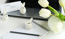 Easter concept. Royalty Free Stock Photography