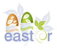 Easter Concept Illustration Royalty Free Stock Images