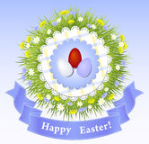 Easter Congratulation Royalty Free Stock Photos