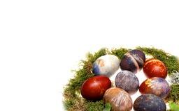Easter congratulation Stock Photography