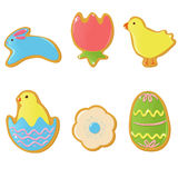 Easter cookies Royalty Free Stock Photography
