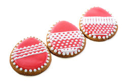 Easter cookies. Royalty Free Stock Images