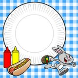 Easter Cookout Stock Images