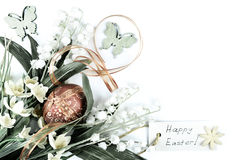 Easter corned composition Royalty Free Stock Images