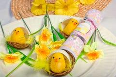Easter cracker Stock Image