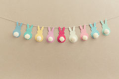 Easter Crafts Royalty Free Stock Photo