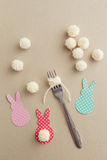 Easter Crafts Stock Photography