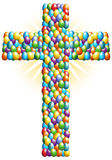 Easter Cross Stock Images