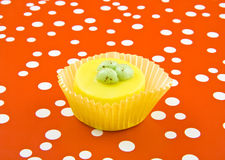 Easter cup cake Royalty Free Stock Image