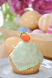 Easter Cupcake Royalty Free Stock Photo