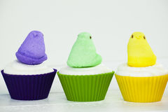 Easter Cupcake Royalty Free Stock Images
