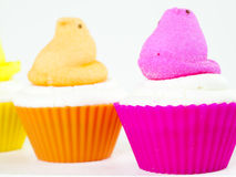 Easter Cupcake Stock Photo