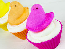 Easter Cupcake Royalty Free Stock Image