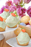 Easter Cupcakes Stock Image