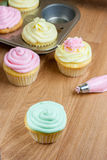 Easter Cupcakes Royalty Free Stock Image