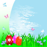 Easter day. Royalty Free Stock Photos