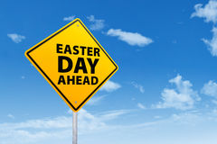 Easter day ahead Stock Photography