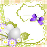 Easter day card or background Royalty Free Stock Photos