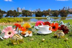 Easter Day Stock Photography