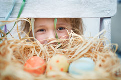 Easter day Royalty Free Stock Photos