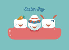 Easter Day of dental Stock Photos
