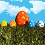 Easter day Royalty Free Stock Image