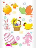Easter day holiday object Stock Photos