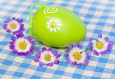 Easter decor stock photo