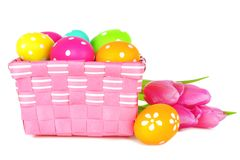 Easter decor Stock Photography