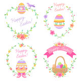 Easter decor Royalty Free Stock Photo