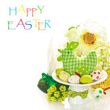 Easter decoration. Royalty Free Stock Photos
