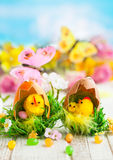 Easter decoration Royalty Free Stock Images