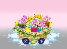 Easter decoration, Royalty Free Stock Photography